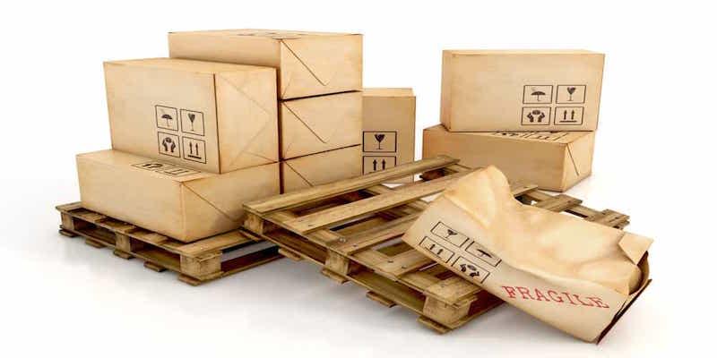 mercancia golpeada | claim compensation for damages goods