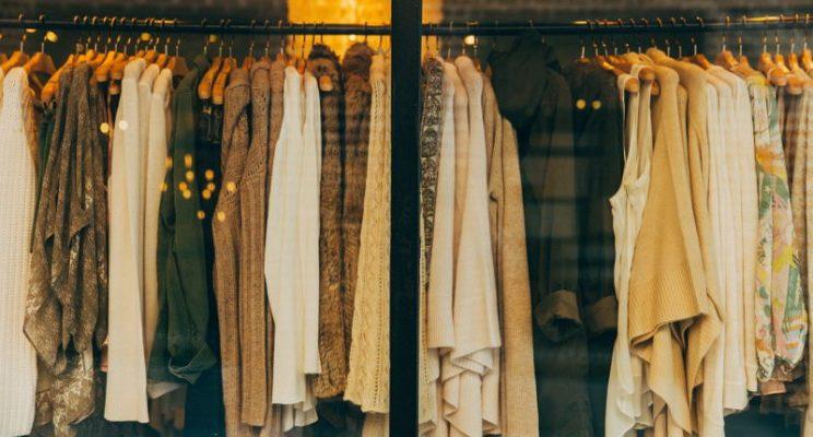 Marca de ropa en China