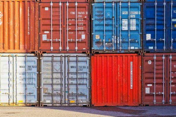 Contenedores NOR. Envíos en contenedores refrigerados